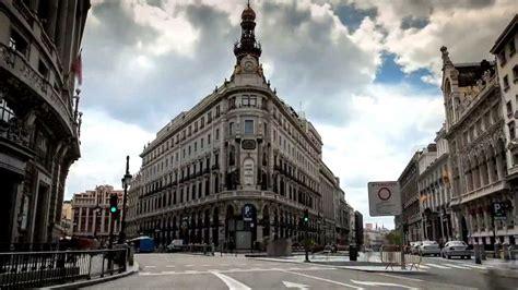 Time Lapse de la ciudad de madrid, por Enrique Pacheco ...