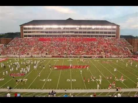 Time Lapse  Jacksonville State University Home Opener and ...