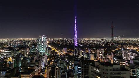 Timelapse São Paulo   YouTube