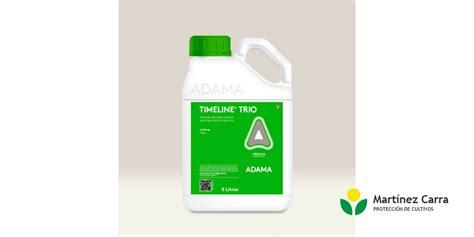 Timeline Trio Herbicida Postemergencia para trigo blando y ...