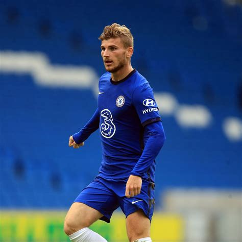 Timo Werner Chelsea / Timo Werner Arrival At Chelsea ...