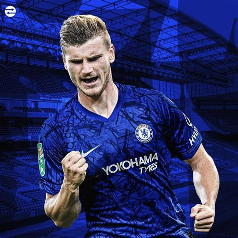 Timo Werner Chelsea Wallpapers   Wallpaper Cave