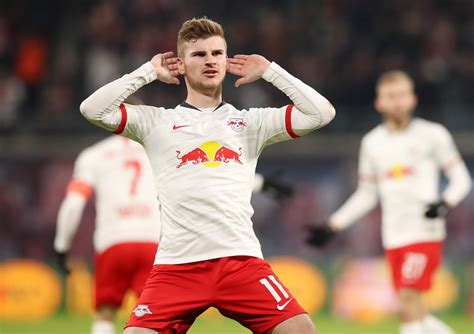 Timo Werner:  I think I have the potential to play for a ...