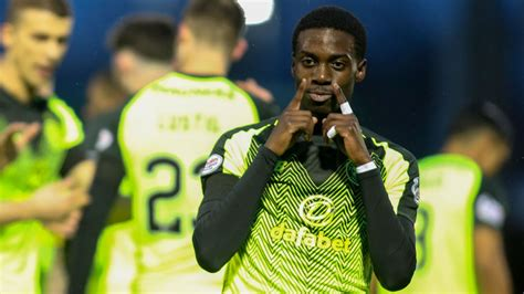 Timothy Weah    Amazing  to score goal in rare Celtic ...