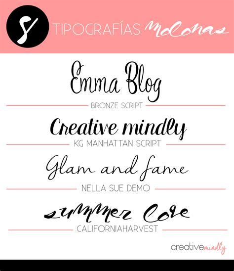 Tipografías bonitas para descargar | Fonts | Tipografía ...