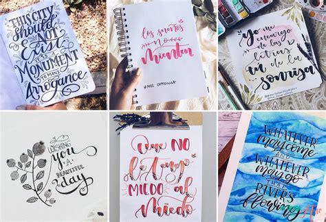 Tipografías para lettering   El Blog de Mi tienda de Arte