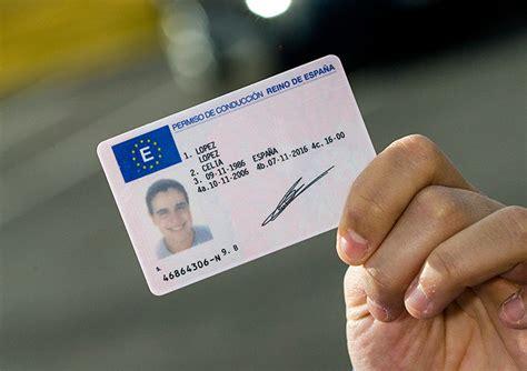 Tipos de Carnet de Conducir en España | ITV.com.es