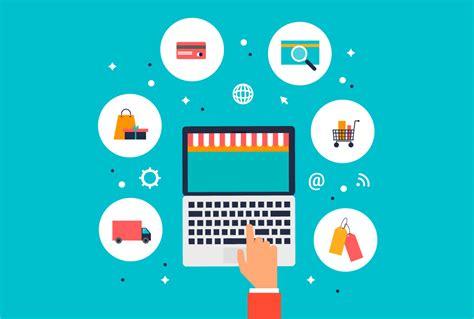 Tipos de comércio electrónico | BloomIdea