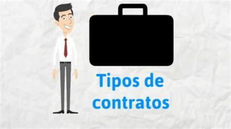 Tipos de contratos de trabajo | El Comercio
