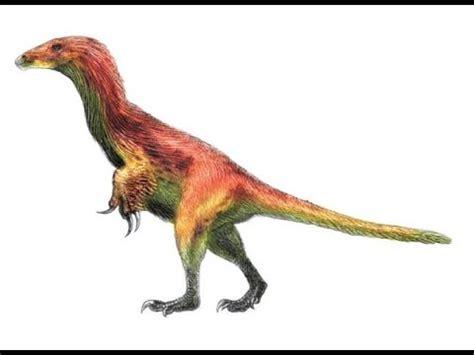 Tipos de dinosaurios con plumas | Enciclopedia sobre ...
