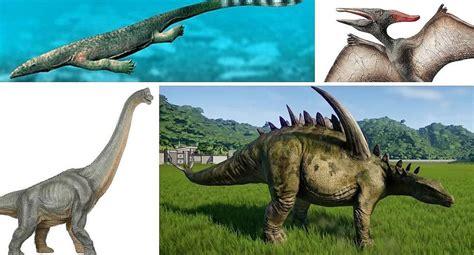 Tipos de dinosaurios y sus características ¿Qué tipos de ...