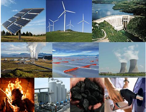 Tipos de Energia |  Nossa Energia