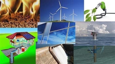 Tipos de energías renovables – BLOGetia