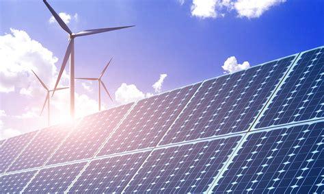 Tipos de energías renovables | Solar, eólica, hidráulica ...