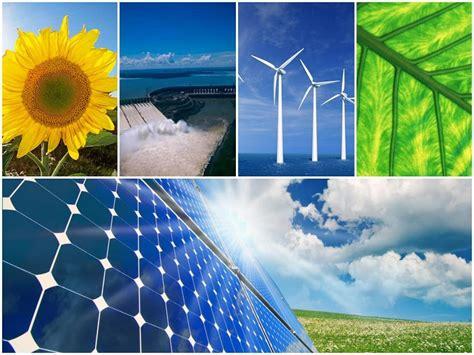 Tipos de energías renovables: todo lo que debes saber