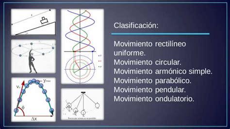 Tipos de Movimientos  Fisica  Universidad de los Andes ...