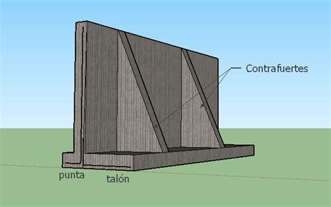Tipos de muros de contención y prediseño