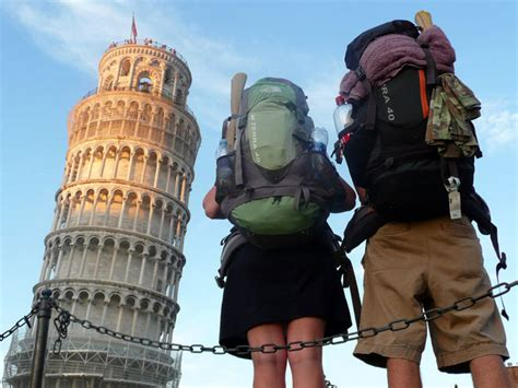 Tips for backpacking Europe
