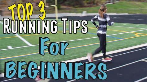 TIPS FOR BEGINNER RUNNERS: HOW TO START RUNNING   YouTube