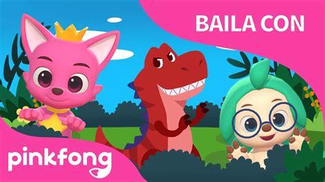 Tiranosaurio Rex | Dinosaurios | Bailemos con Pinkfong ...