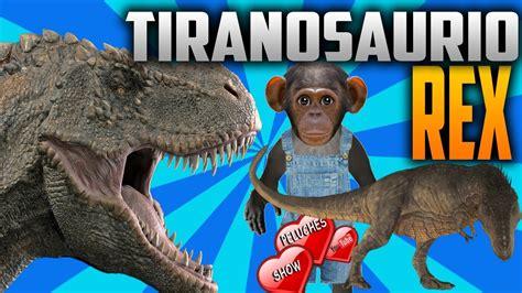 tiranosaurio rex | dinosaurios documental español ...