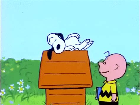 Tired Good Morning GIF by Peanuts   Find & Share on GIPHY