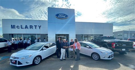 TISD and Ford Motor Company Team Up for Technician ...