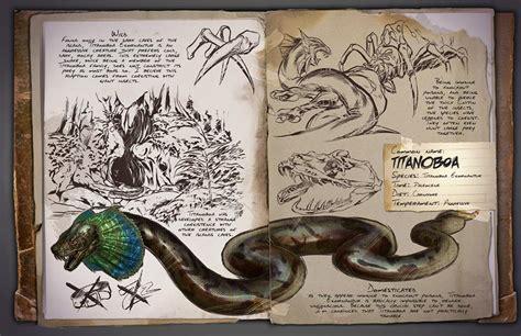 Titanoboa | ARK: Survival Evolved Wiki | Fandom