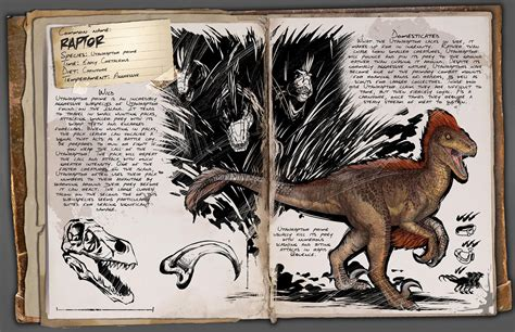 TLC Pass 2: Argentavis, Parasaur, Raptor, Sarcosuchus ...