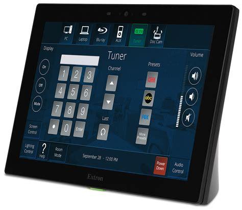 TLP Pro 1025T   TouchLink Pro Touchpanels | Extron