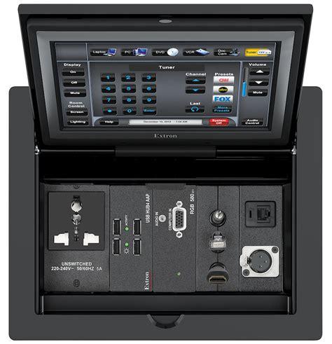 TLP Pro 720C   TouchLink Pro Touchpanels | Extron