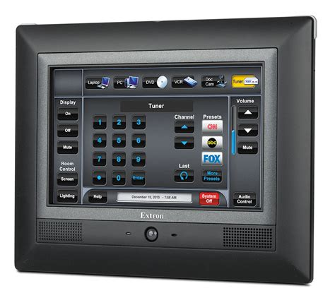 TLP Pro 720M   TouchLink Pro Touchpanels | Extron