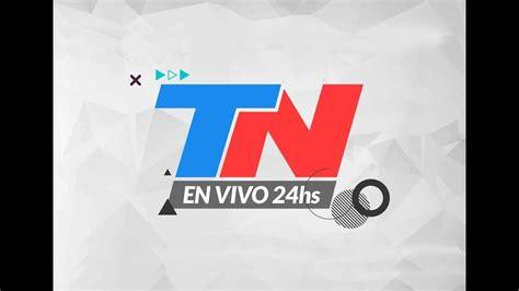 TN en Vivo las 24hs | Canal de televisión, Noticias, Tv en ...