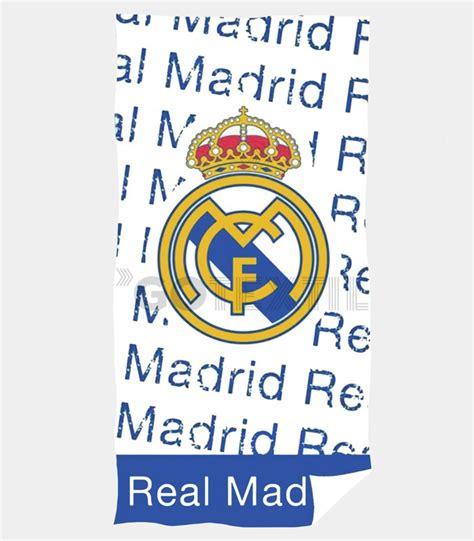 Toalla Real Madrid RM171105 microfibra Medida: 70x140cm ...