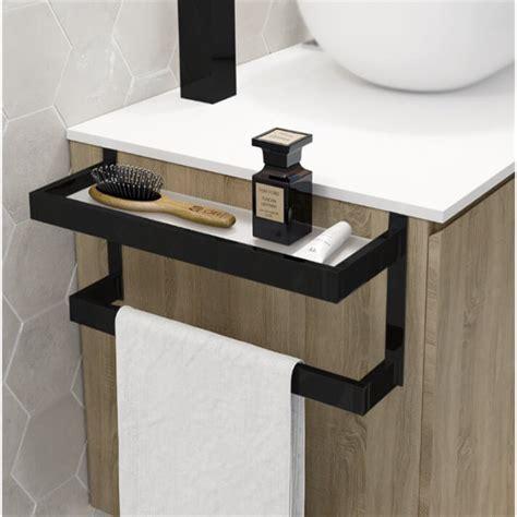 Toallero con estantería para mueble Baño Diseño 54091600 ...