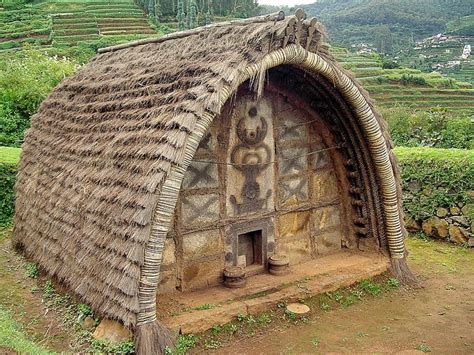 Toda huts are one of the interesting things you can see in ...