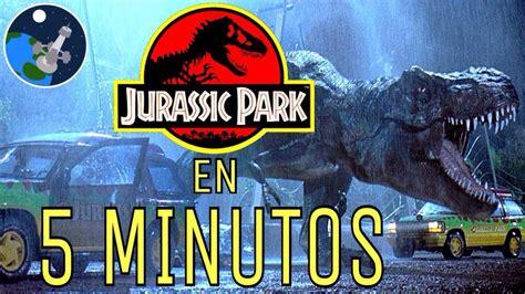 Toda la Saga de Jurassic Park En 5 Minutos   YouTube