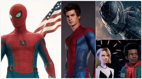 Todas las películas de Spider Man ordenadas de peor a ...