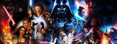 Todas las películas de  Star Wars , ordenadas de más a ...
