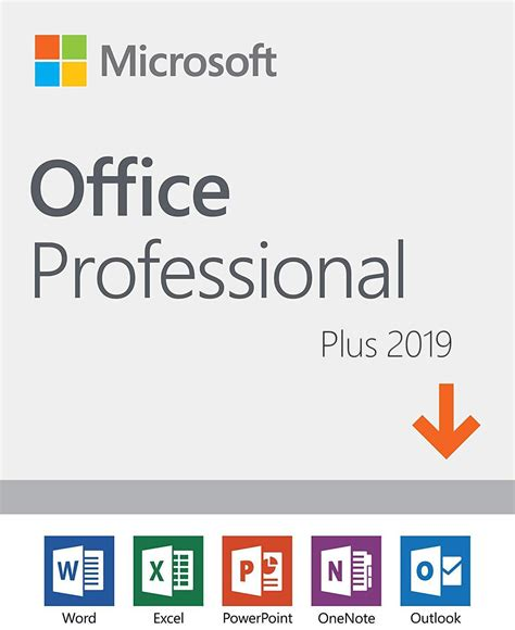 Today Deal   Microsoft Office  Professional 2019 Plus ...