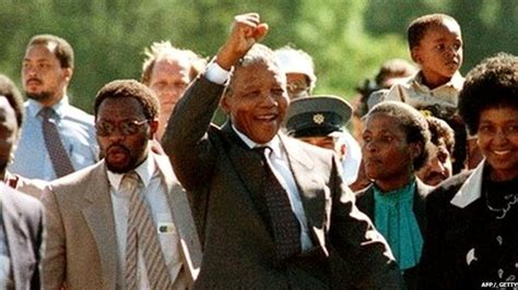 Today in Black History: Nelson Mandela Released From ...