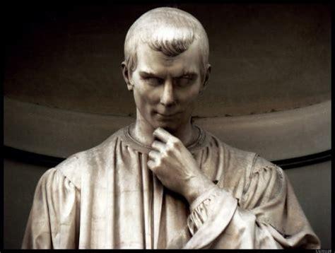Today in History: Niccolò Machiavelli is Born  1469