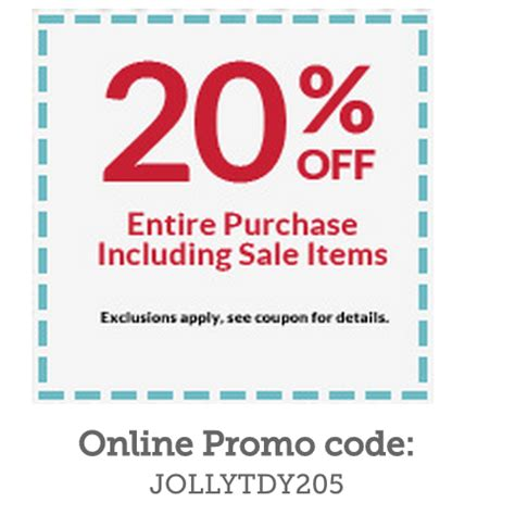 Today Only: 20% Off Your Entire Purchase Including Sale ...