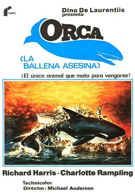Todo El Terror Del Mundo: Orca, La Ballena Asesina  Orca ...