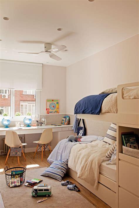 Todo, en una litera | Dormitorios infantiles | Kids room ...