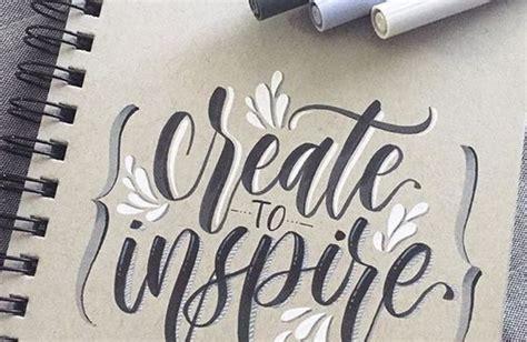 Todo lo que necesitas para aprender lettering de forma ...