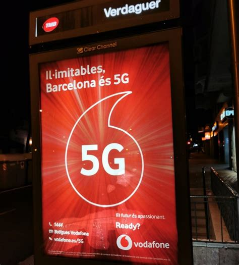 Todo lo que necesitas saber sobre el 5G de Vodafone ...