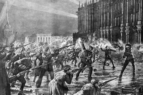 Todo lo que querías saber sobre la Revolución rusa ...