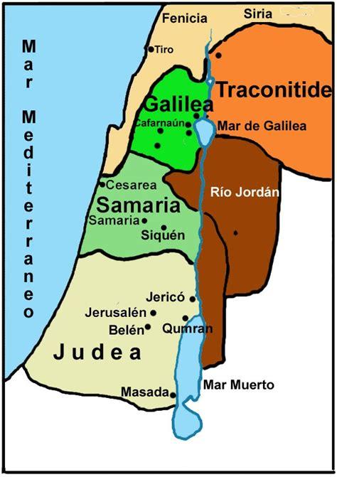 TODO RELIGIÓN: Ejercicio sobre Palestina.