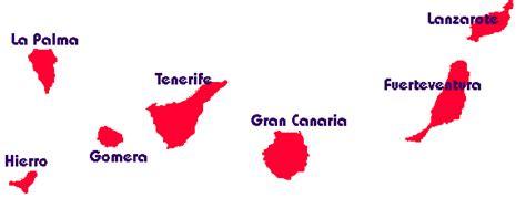 Todo Sobre España: LAS ISLAS CANARIAS